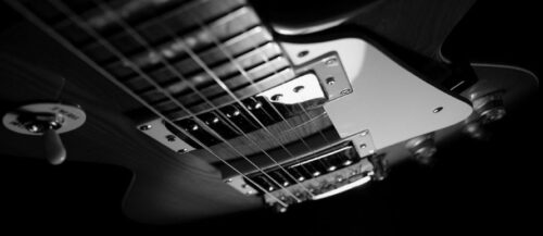 Artista Guitarra Rockera